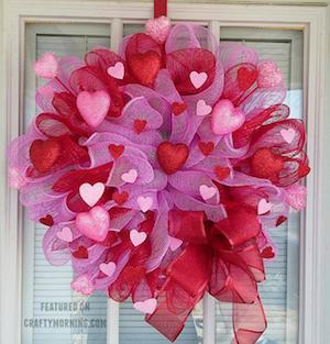 75 Dollar Store Valentine S Day Decor Ideas Prudent Penny Pincher