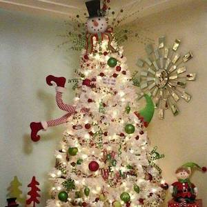 candy land christmas tree from kandee johnson