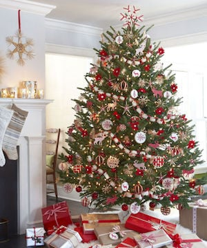 Icicle For Christmas Trees.120 Best Christmas Tree Ideas Prudent Penny Pincher