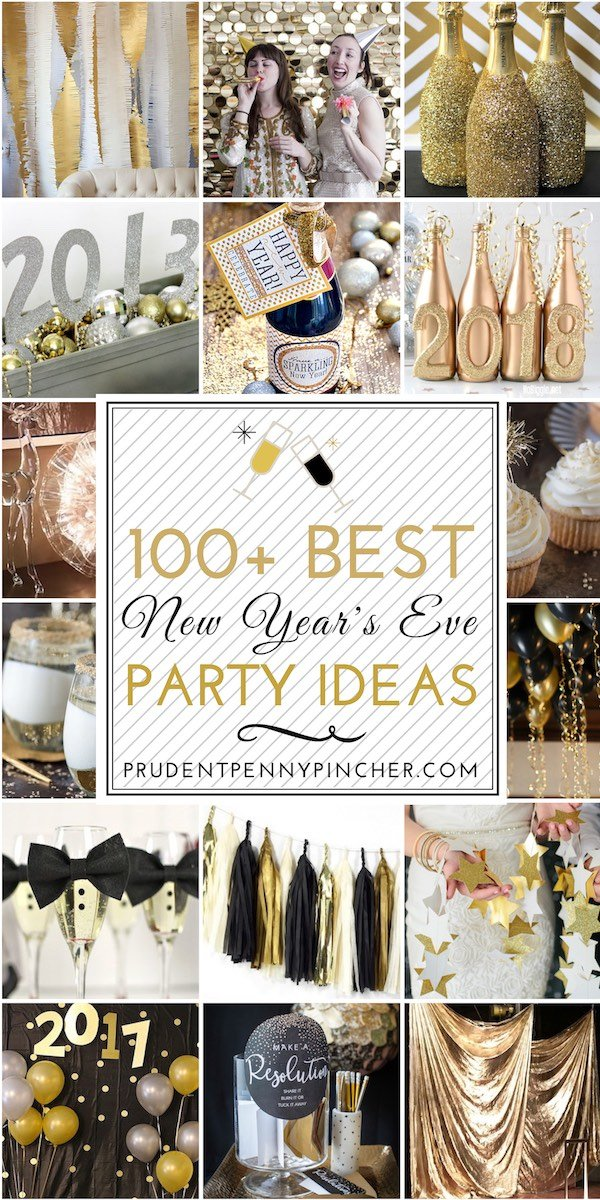100 Best New Years Eve Party Ideas