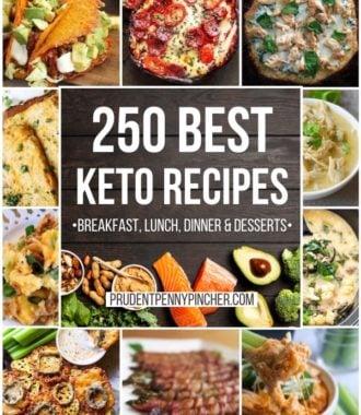 250 Best Keto Recipes