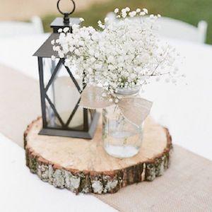 18 Stunning DIY Rustic Wedding Decorations  |Diy Rustic Wedding Table Centerpieces