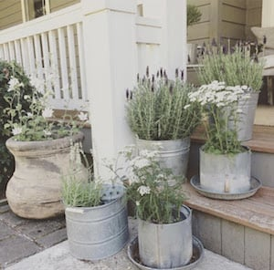 Farmhouse Porch Ideas From Little Farmstead