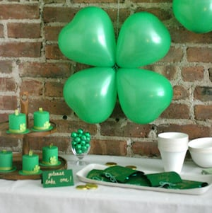 St patricks day party adults are not