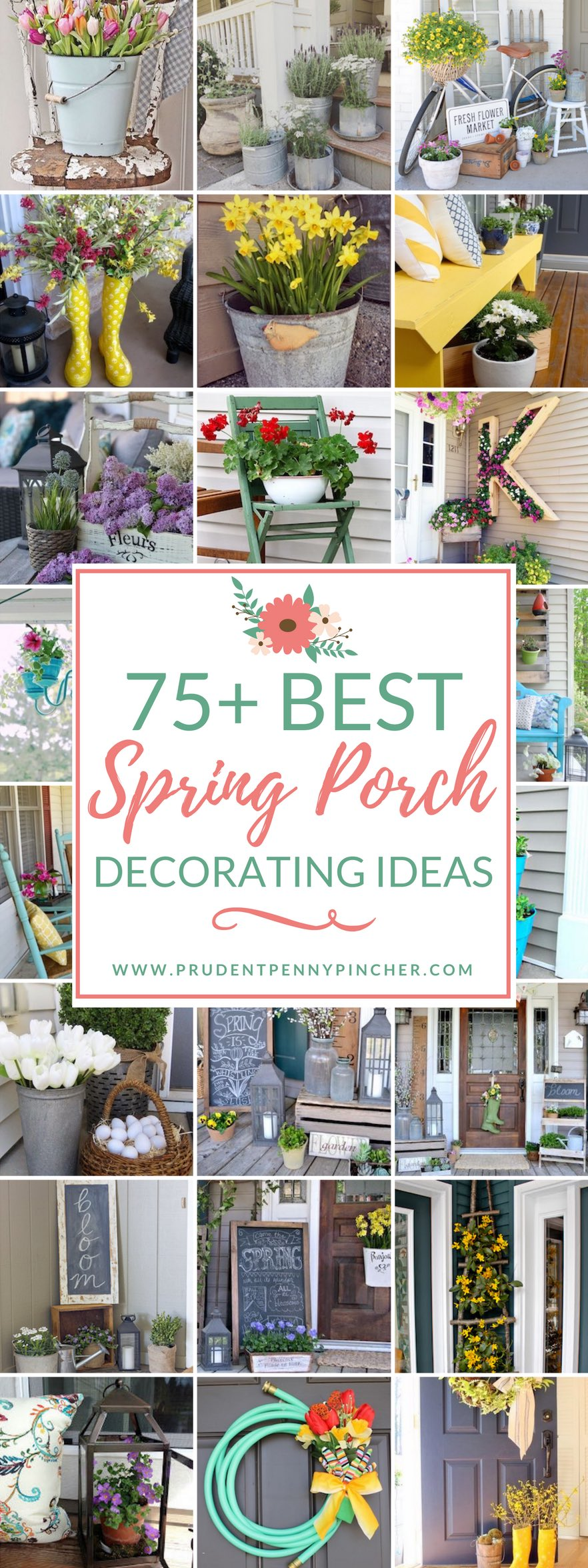 75 Best Spring Porch Ideas