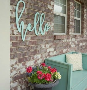 20 Great DIY Front Yard Decor Projects (Part 2)
