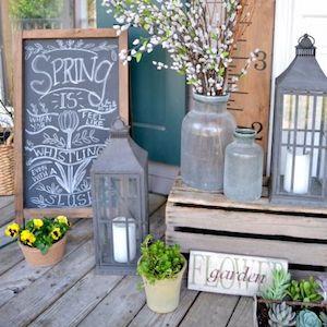 75 Best Spring Porch Ideas Prudent Penny Pincher