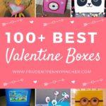 100 Best Valentine Boxes