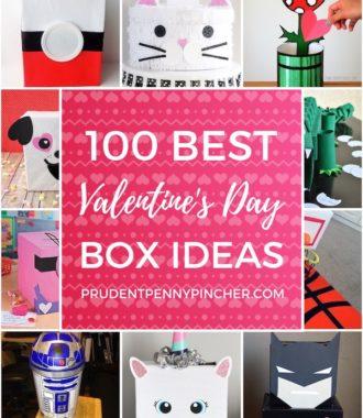 100 Best Valentine's Day Box Ideas
