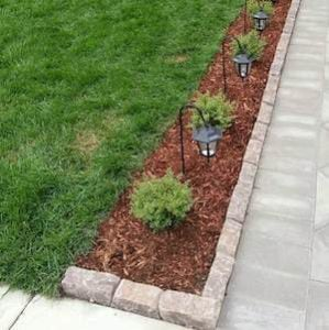 13 front yard landscaping garden ideas homebnc prudent - Simple front yard landscaping ideas on a budget ...