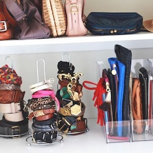 Paper Towel Holder for Organizing Jewelry