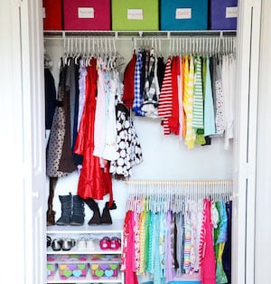 Easy Mornings: 16 DIY Back to School Organization Ideas and Hacks
