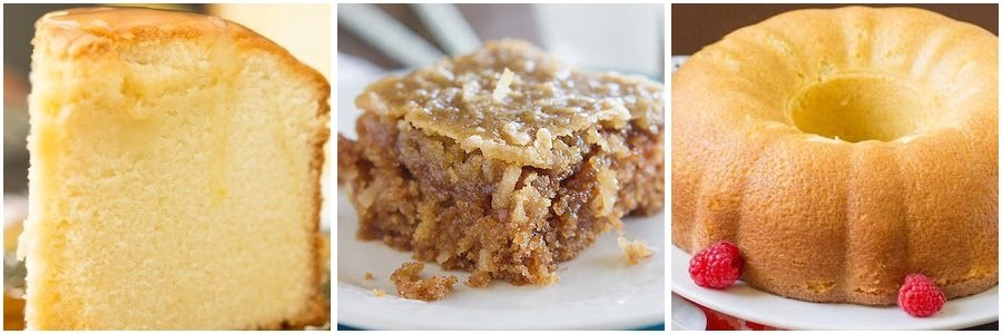 King Arthur Hot Milk Cake Recipe: 100 Best Old Fashioned Recipes