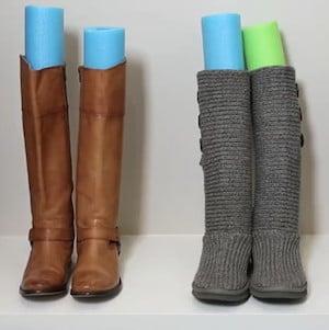 Tall Boot Organization