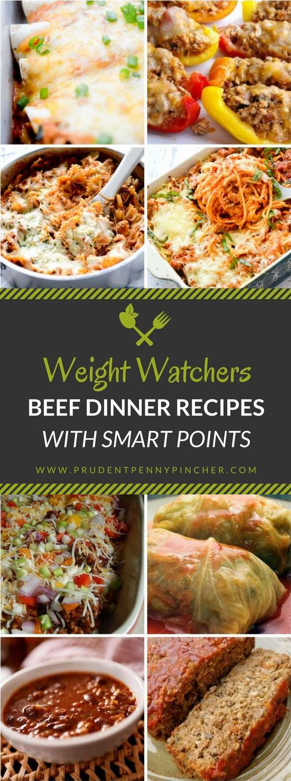 Weight Watcher Beef Recipes With Smart Points