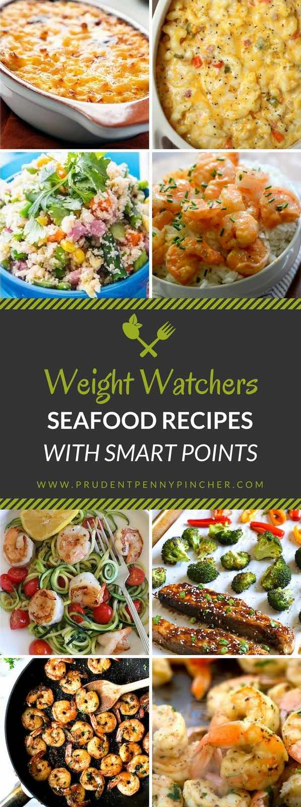 Weight Watcher Seafood Recipes With Smart Points