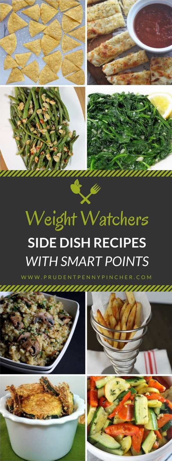 Weight Watcher Side Dish Recipes With Smart Points
