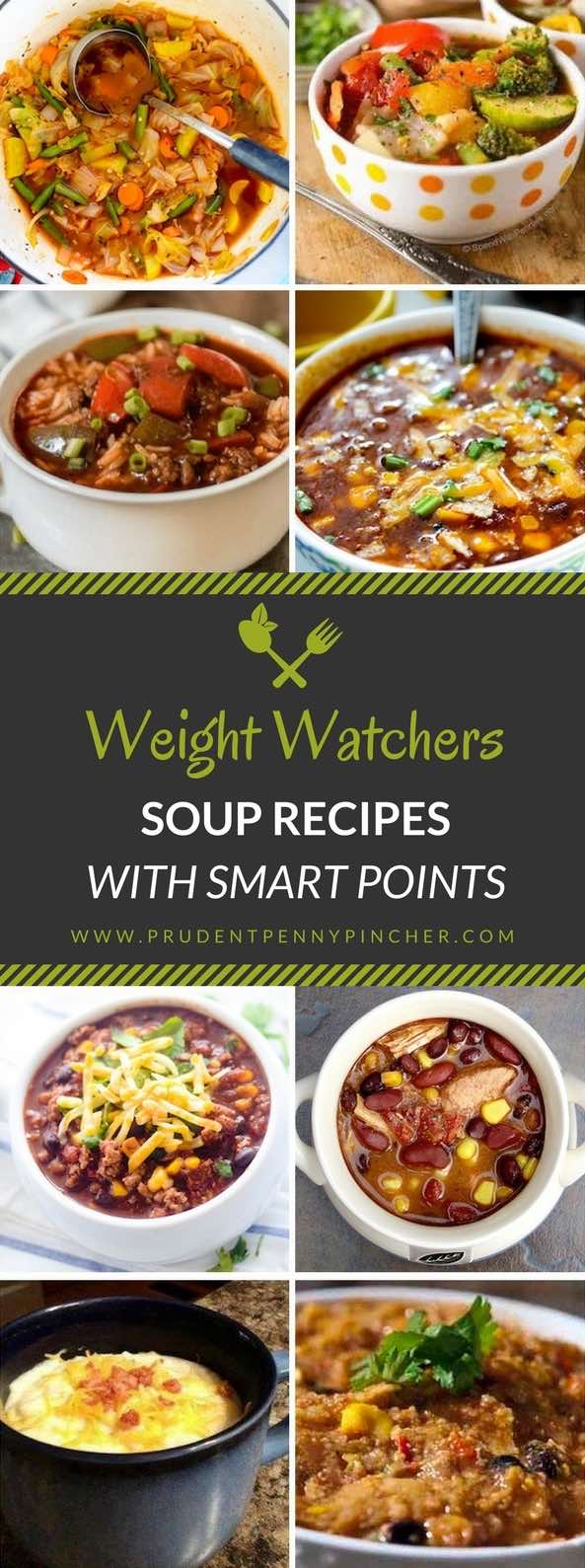 Weight Watcher Soup Recipes With Smart Points