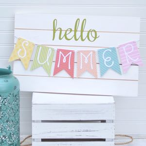 100 Best DIY Summer Decor Ideas - Prudent Penny Pincher