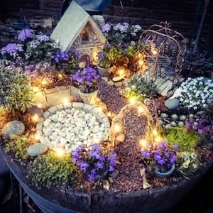 How To Start A Fairy Garden From Crafts By Amanda