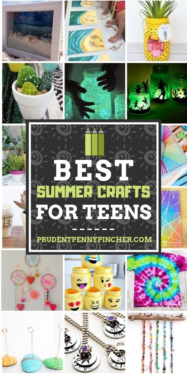 Best Summer Crafts for Teens