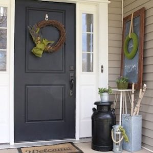 100 diy summer front porch ideas prudent penny pincher