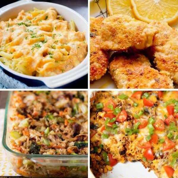 chicken weight watcher dinner recipes