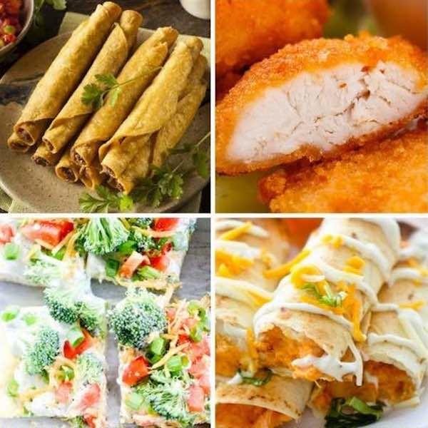 weight watcher lunch recipes