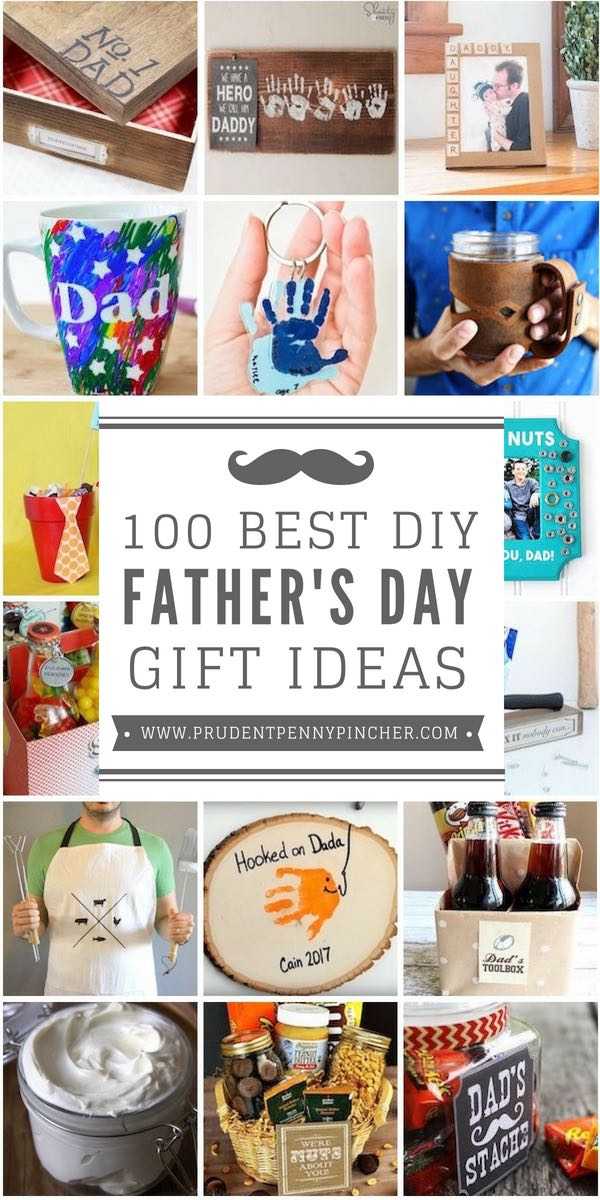 100 Best DIY Father's Day Gifts