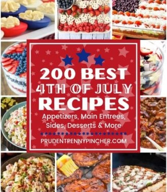 200 Best 4th of July Recipes