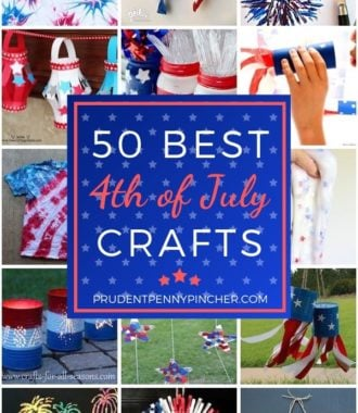 50 Best 4th of July Crafts