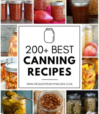 200 Best Canning Recipes