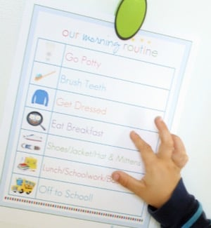 DIY Organization: 24 Back to School Command Center Ideas