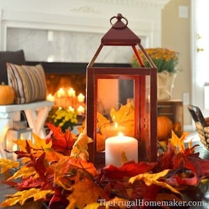 70 Best Diy Fall Centerpieces Prudent Penny Pincher