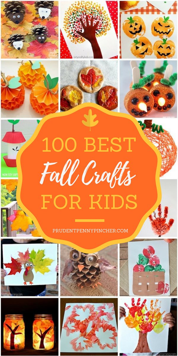 fall craft ideas for toddlers 100 best fall crafts for prudent pincher 6549