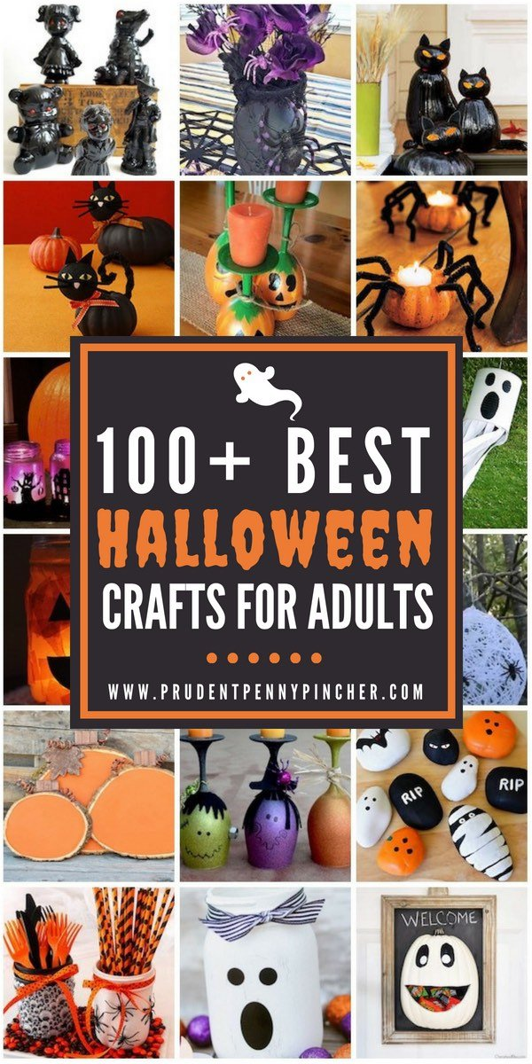 halloween masks craft ideas 100 best crafts for adults prudent pincher 4614