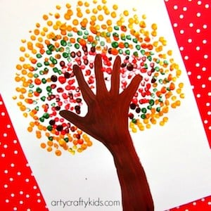 100 Best Fall Crafts For Kids Prudent Penny Pincher