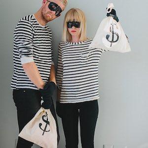 Burglar Halloween Costumesfor Couples