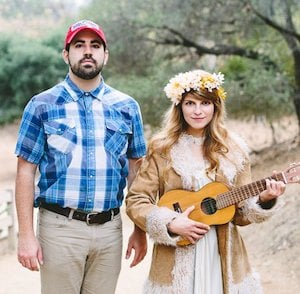 Forrest Gump and Jennycostumes