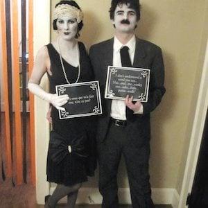 Silent Movie Stars Costume