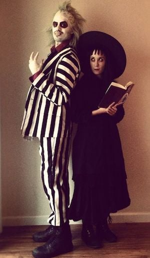 75 Easy Diy Couples Halloween Costumes Prudent Penny Pincher