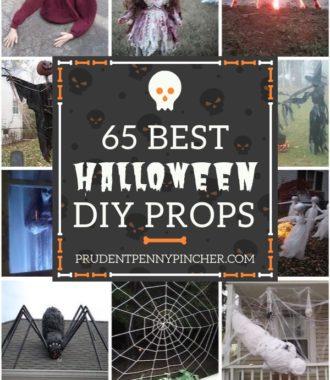 65 Best DIY Halloween Props