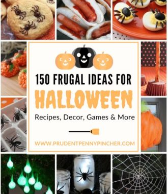 150 Frugal Halloween Ideas For Decor, Recipes, Party Ideas