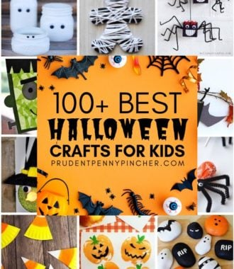 100 Best Halloween Crafts for Kids