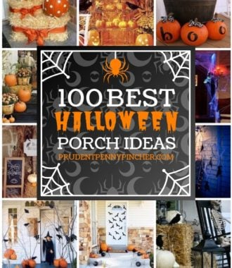 100 Best Halloween Porch Ideas