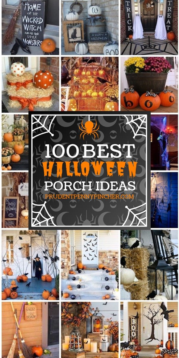 100 Best Halloween Porch Ideas