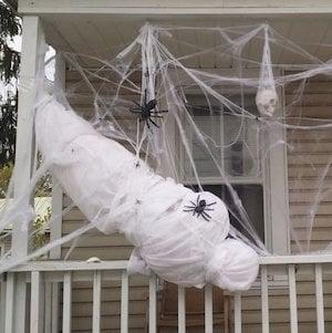 65 Best DIY Halloween Props - Prudent Penny Pincher