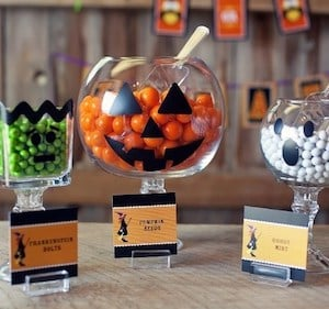 Monster Candy Jars