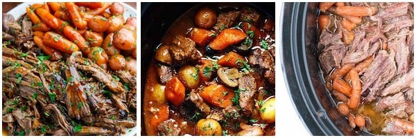 Beef Fall Crockpot Recipes