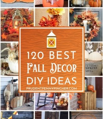 120 Best DIY Fall Decor Ideas